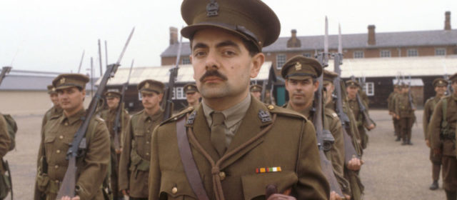 Captain Blackadder Really Did Fight in World War I