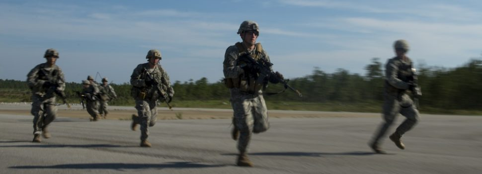 Thousands of 82nd Airborne paratroopers to return home after rapid deployment to the Middle East