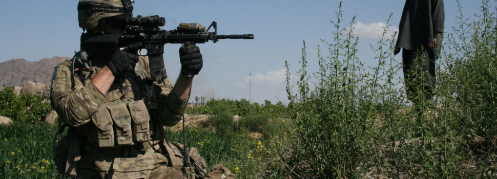 Will Donald Trump Privatize the Afghanistan War?