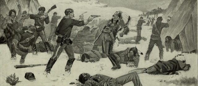 House could posthumously rescind Medals of Honor awarded to Wounded Knee Massacre soldiers