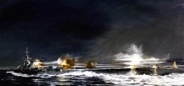 Five Times the U.S. Navy Was 'Sunk' in Battle