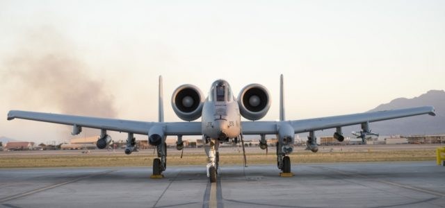 Cleared for takeoff: Aging A-10 gets another decade to support ground troops