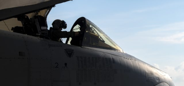 Sound & direction: New A-10 audio system alerts pilots of where incoming threats are coming from
