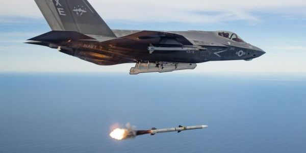 From 100 miles away: New air-to-air missiles designed to destroy long-range Chinese targets