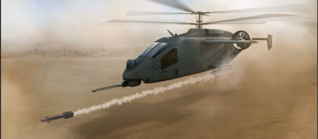 Army contractor shows off new FARA 'winged' helicopter that could replace the Apache