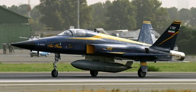 Iran shows off newest fighter jet, which came out 50 years ago