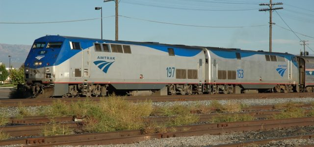 An American Neo-Nazi Allegedly Tried to Derail a Passenger Train