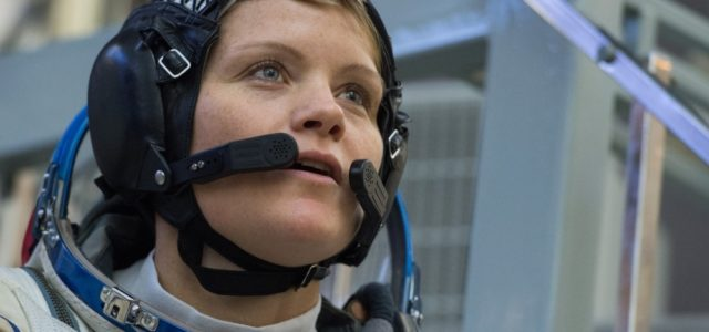 Female soldier in the running to be first woman on the moon in 2024