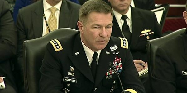 James McConville, the Army's No. 2 general, nominated as service's next chief of staff