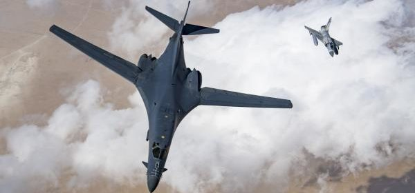 Less than 20% of B-1 Lancers are operational due to neglect from the Air Force