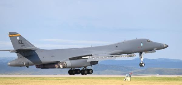 """Air Force may have to adopt a """"no bomber"""" strategy as B-1's age out"""