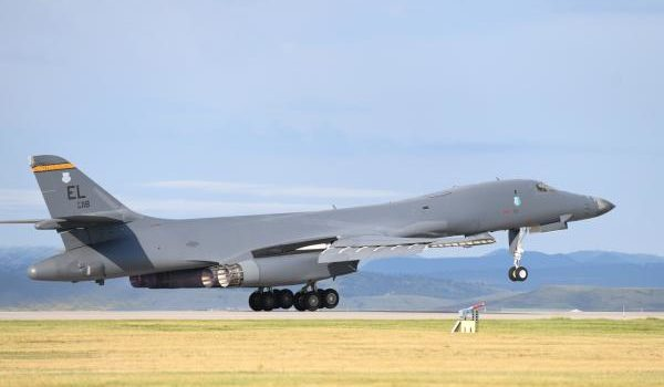"Air Force may have to adopt a ""no bomber"" strategy as B-1's age out"
