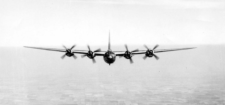 The Dominator Was the B-29 Bomber's Bizarre Competitor