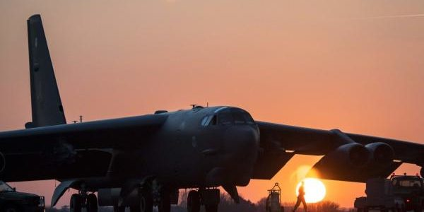 U.S. and Chinese bombers soar over Western Pacific as area sees ramped-up military drills