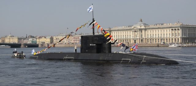 In One Sense, Russia's 'Lada' Submarines Are a Step Backward