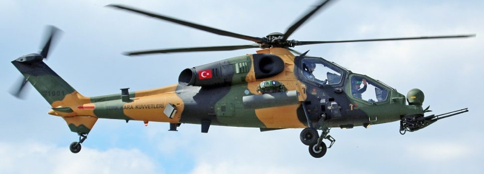 Turkish Helicopter Gunships Are Heading to Pakistan