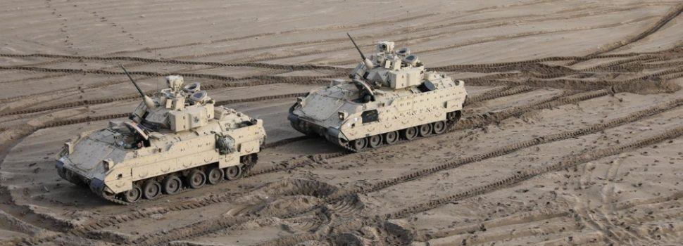 Army cancels $45 billion Bradley replacement bidding after only one bid qualified