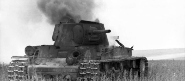 The Mysterious Last Battle of Soviet Tank General Alexander Lizyukov