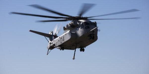 Sikorsky makes $1.1 billion deal with Navy for new heavy-lift helicopters