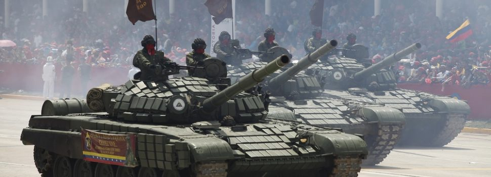 How Russia Could Intervene in a Venezuelan Civil War