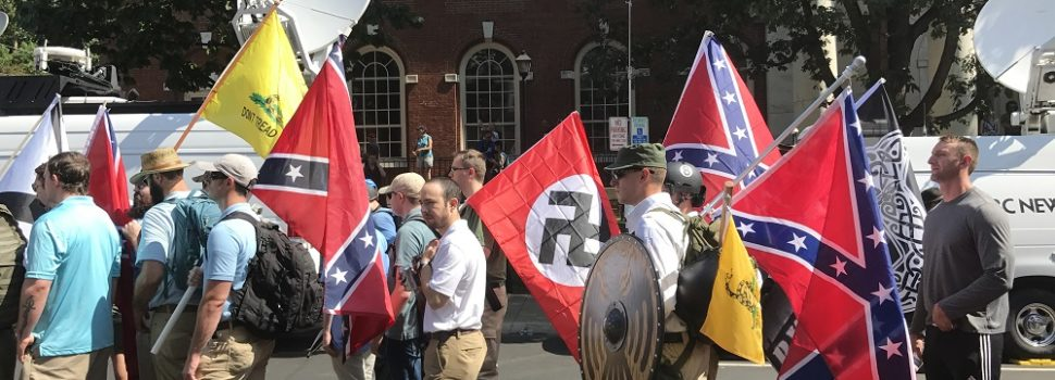 Advocates of Neo-Nazi 'Lone Wolf' Terror Are Aiming to Exploit Charlottesville