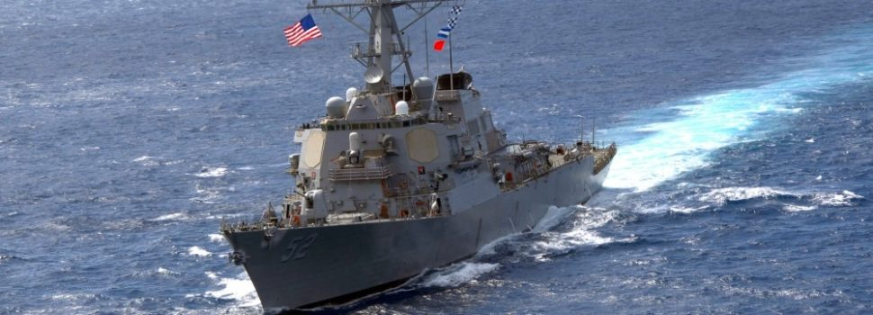 China claims it chased off a US Navy ship from contested waters in the South China Sea