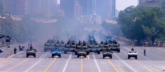 China ramping up military operations for potential invasion into Taiwan