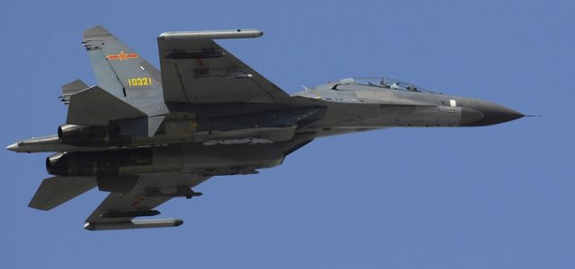 How the Su-27 Became China's Favorite Fighter Jet