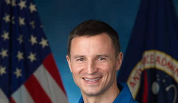 Army astronaut set to blast off on moon landing's 50th anniversary