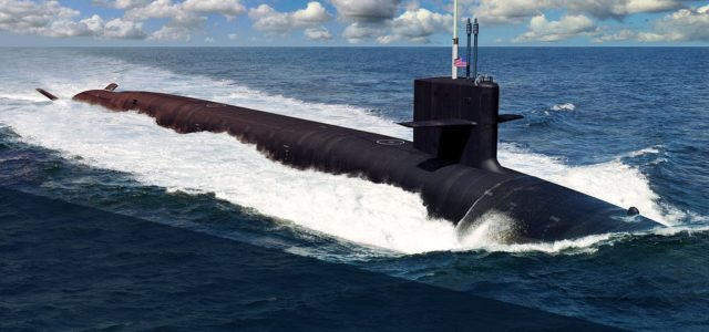 Just How Many New Missile Submarines Is the U.S. Navy Building?