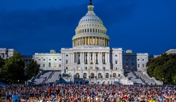 President Trump changing up D.C. 4th of July celebration, adding military parade & flyover