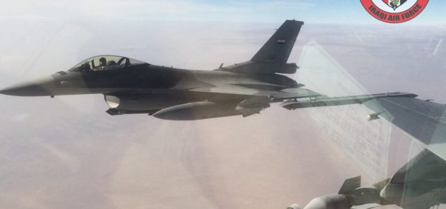 For Iraq, Bombing ISIS in Syria Was the Easy Part