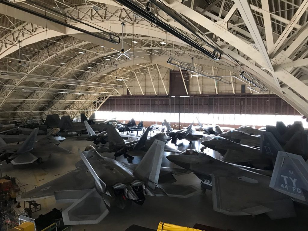 Tyndall Air Force Base Will Take Weeks To Get Power Restored