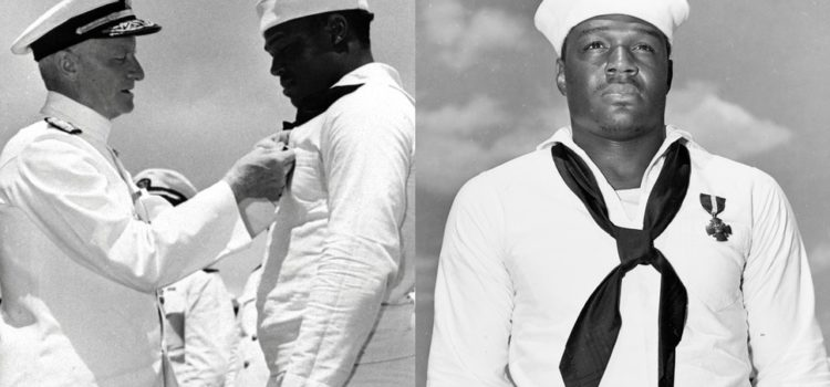 Navy names aircraft carrier for Dorie Miller, black sailor and unlikely Pearl Harbor hero