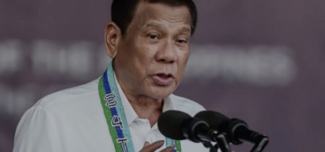 Trump brushes off Philippines terminating defense pact after 21 years