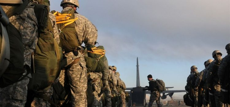 U.S. Commandos Are a 'Persistent Presence' on Russia's Doorstep