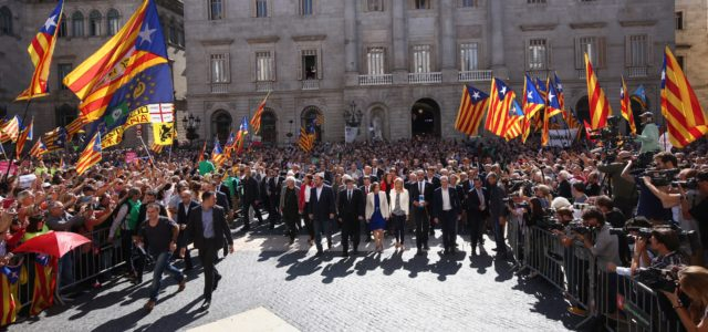 If Catalonia Declares Independence, It's Going to Want a Military