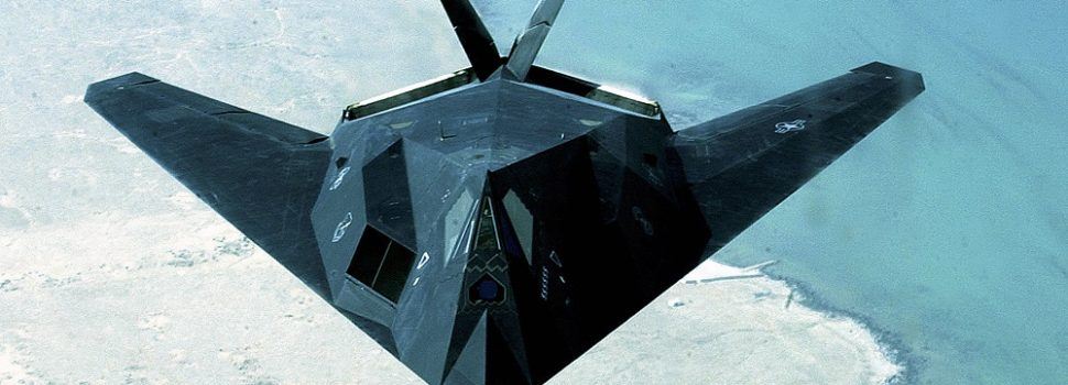 Stealth Lessons of the F-117 Nighthawk