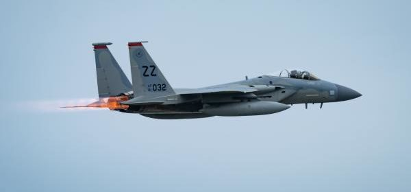 Boeing replacing outdated F-15C fleet with newer and cheaper models