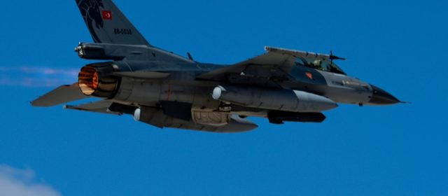 Turkey breaches airspace of Greece 40 times in a day, triggering mock dogfights between the NATO allies