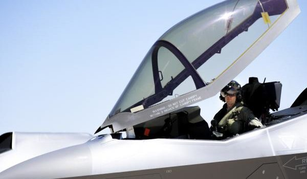Marines offering pilots $280,000 bonus to fly fighter jets versus commercial planes