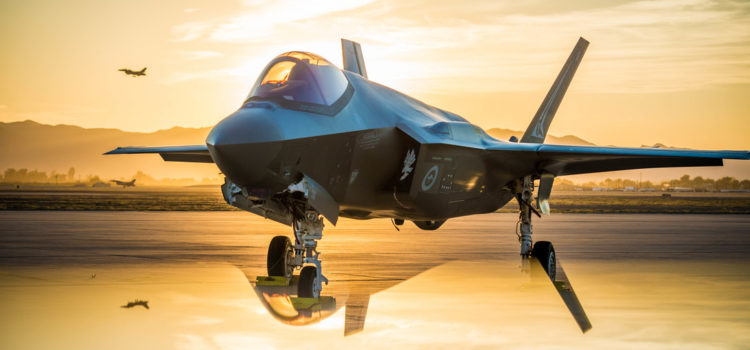 U.S. suspended delivery of F-35 parts to Turkey. How bad is it for Lockheed Martin?