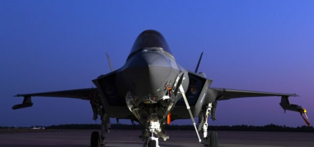 South Korea gets new set of stealth fighters thanks to the U.S.