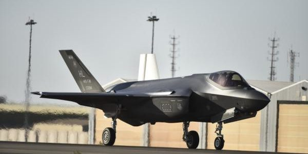 Air Force carries out airstrike with F-35 for first time in combat