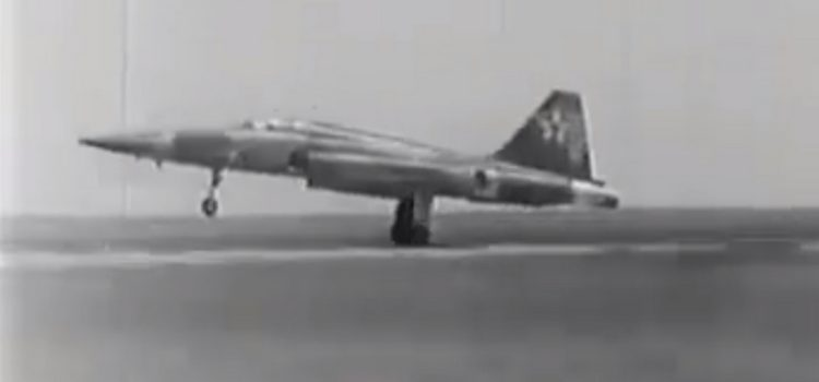 The Soviets Got an American F-5 Fighter From Vietnam