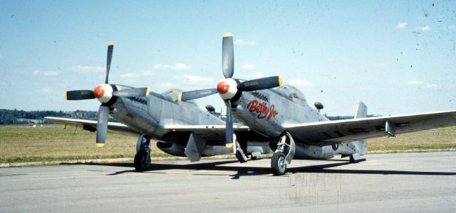 Forgotten fighter in the sky: Remembering some historic moments of the F-82 Twin Mustang