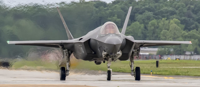 Officials dismiss speculation that rival nations might try to salvage downed Japanese F-35A