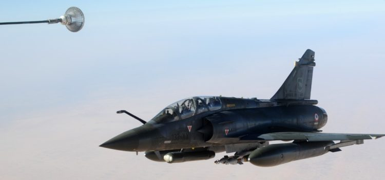 French Mirage 2000s Came to the Rescue of Green Berets in Niger