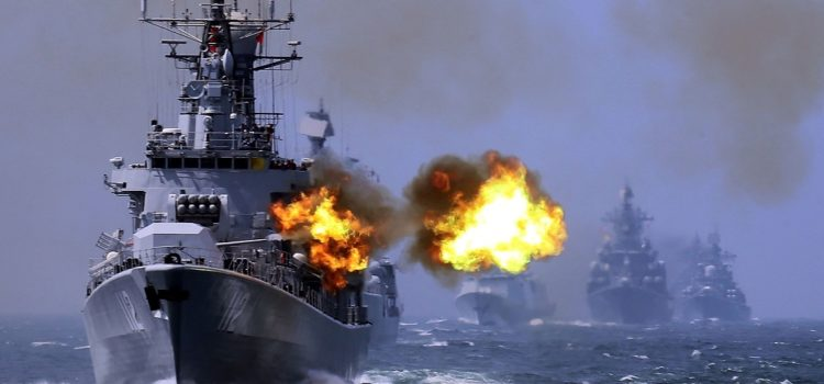 America Has Turned a Blind Eye to China's Growing Naval Power