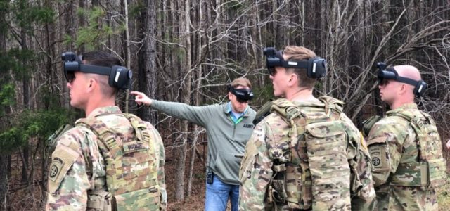 Army looking to buy 40,000 'mixed reality' goggles